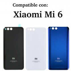 Back Cover for Xiaomi Mi 6...