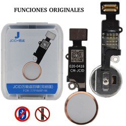 Boton Home para iPhone 7 8...