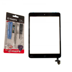 Pantalla Tactil Para iPad Mini 1 / 2 Con Chip IC Negra