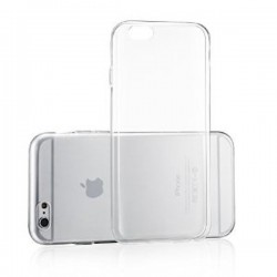Funda de Gel Silicona Transparente Para iPhone 6 4.7""