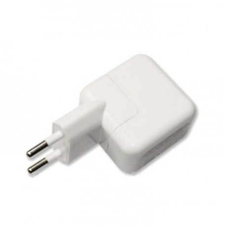 Cargador Adaptador de Pared USB 12W Para Apple iPad Tablet 2.4 Amp