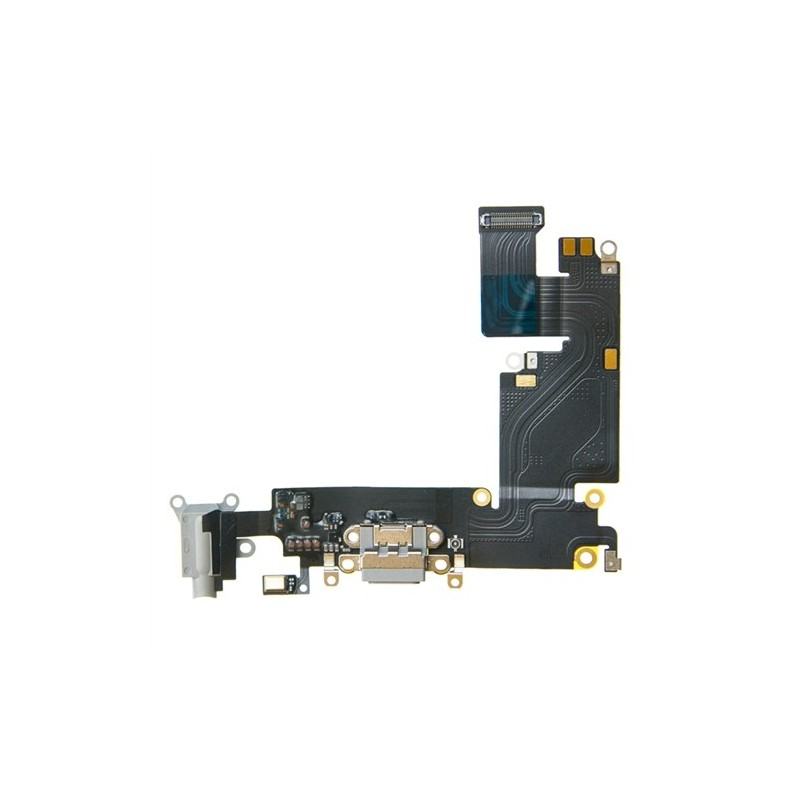 b211b739f6e Flex Conector Dock de Carga USB Jack Microfono Original Para iPhone 6 Plus  5.5