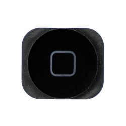 Boton Home Negro Para iPhone 5