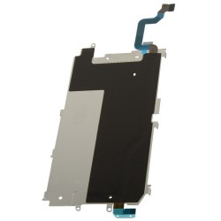 Placa de Metal Para iPhone 6 Plus 5.5 LCD Pantalla con Flex de Boton Home
