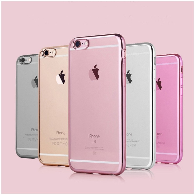 carcasa transparente iphone 6