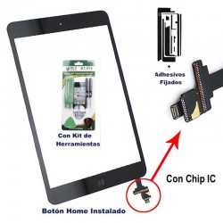 Pantalla Tactil Para iPad Mini 2 Con Chip IC Negra