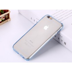 Funda Silicona Transparente 360º Para iPhone 6 6S Plus iPhone 7 7 Plus