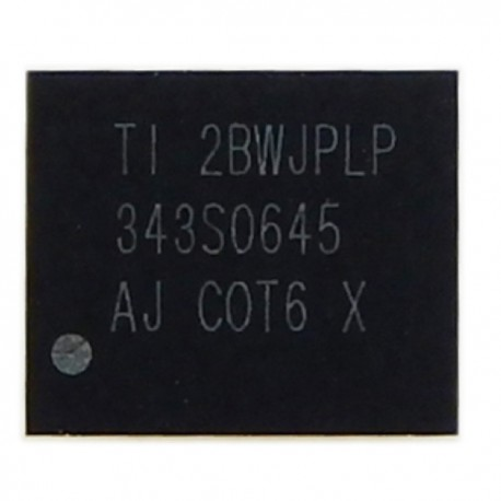 ic Chip Controlador Pantalla Tactil iPhone 5C 5S 343S0645