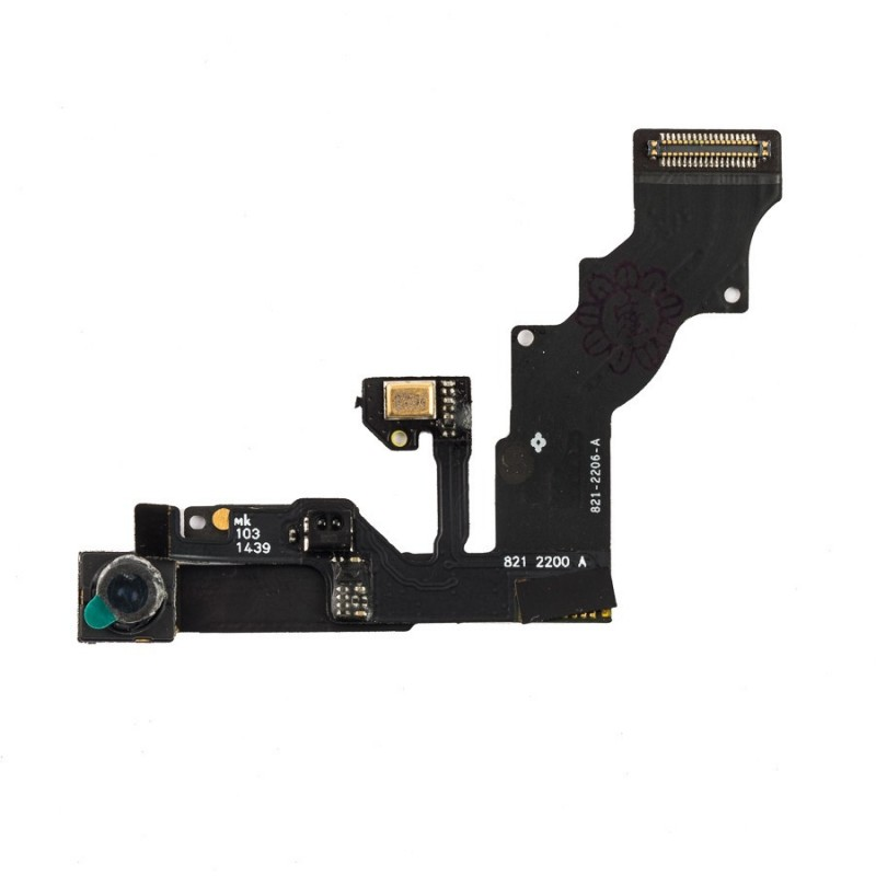 Flex Sensor de Luz y Proximidad, micrófono video y Camara Frontal Delantera Para iPhone 6S Plus Original