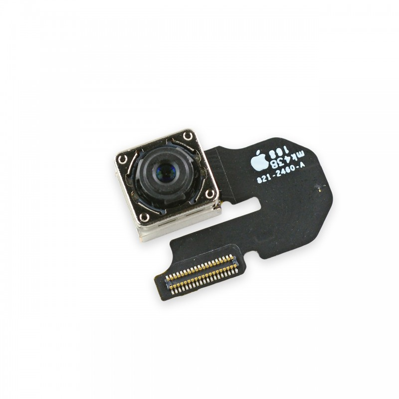 "Camara Trasera Para iPhone 6 4.7"" Flex Repuesto Original"