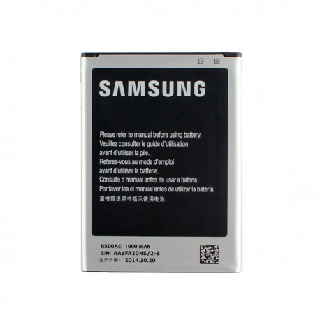 Bateria B500AE B500BE Original Samsung Galaxy S4 Mini i9190 i9192 i9198 i9195