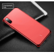 Funda Baseus Ultra Slim Case Para iPhone X Soft TPU Antigolpes