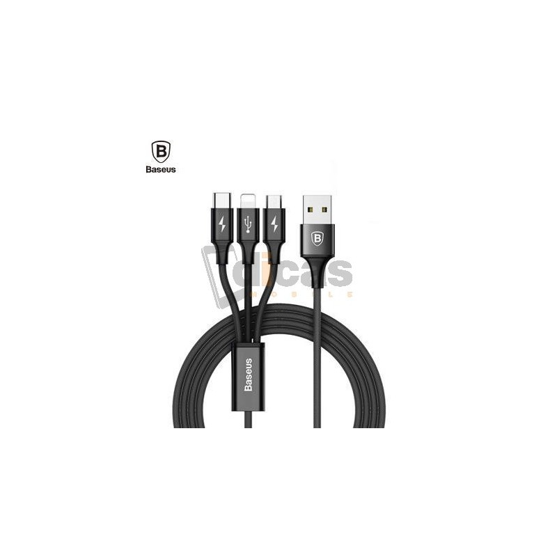 comprar cable tipo usb a tipo c micro usb lightning