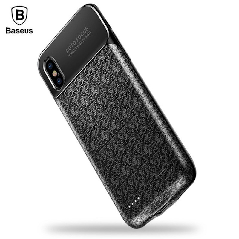 Carcasa Bateria Externa Para iPhone X Funda Power Bank Baseus ®