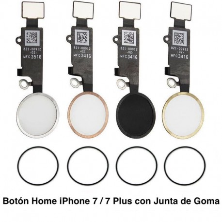 Flex Boton Home Original Para iPhone 7 / iPhone 7 Plus