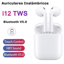 I12 TWS Wireless Bluetooth...